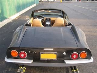 Ferrari Dino 246 GT Made (Badly) From MX-5