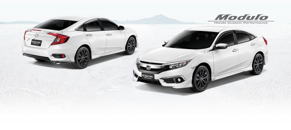 2016 Honda Civic (ASEAN-Spec)