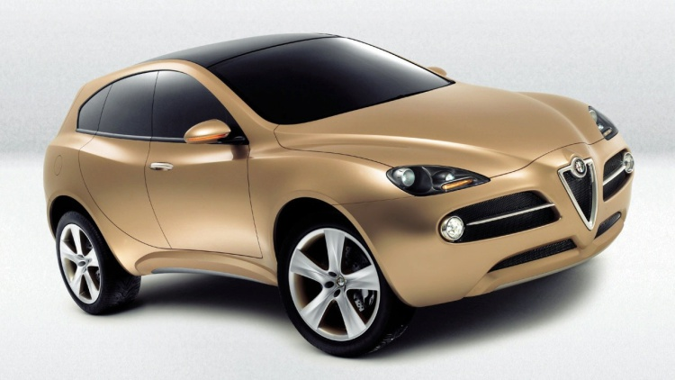 Alfa SUV on pace for 2016 launch