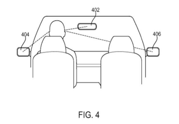 Apple Moves to Patent Adjusting Car Preferences Via iPhone