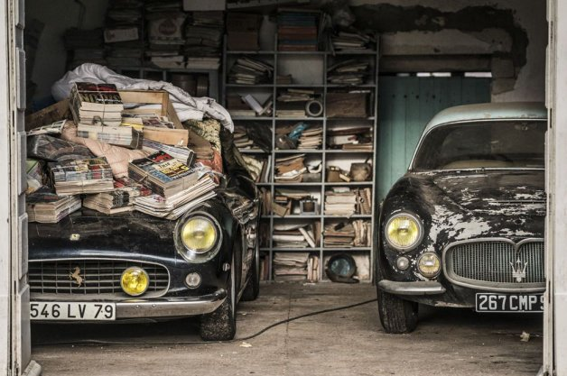 Incredible French Barn Finds Could Fetch Over $18M