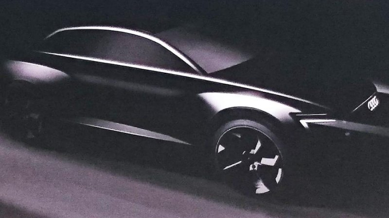 Audi Confirms All-Electric SUV on the Way