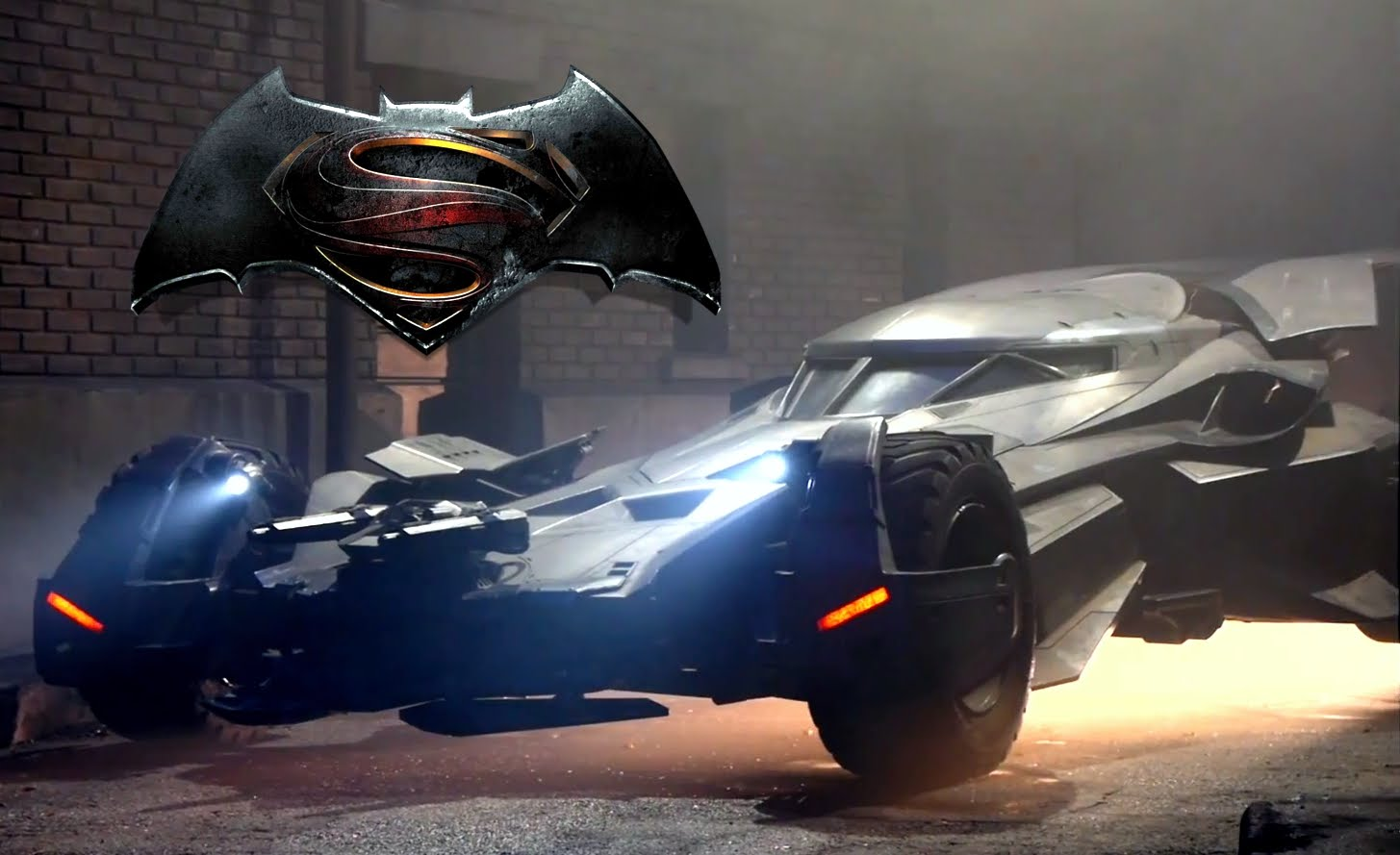 Thirty-Two Seconds of the New Batmobile. That is All.