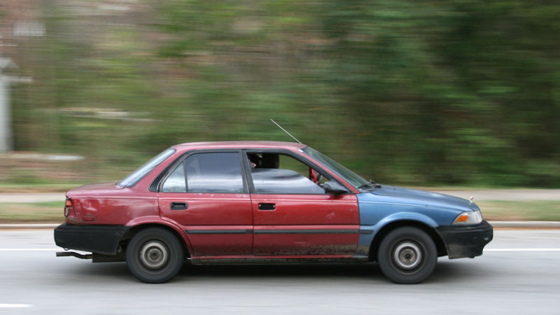 Five Indications That You're Driving a Beater