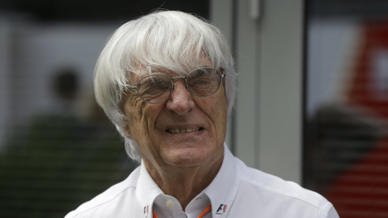 Bernie Ecclestone Delieves Women Aren't Strong Enough For F1