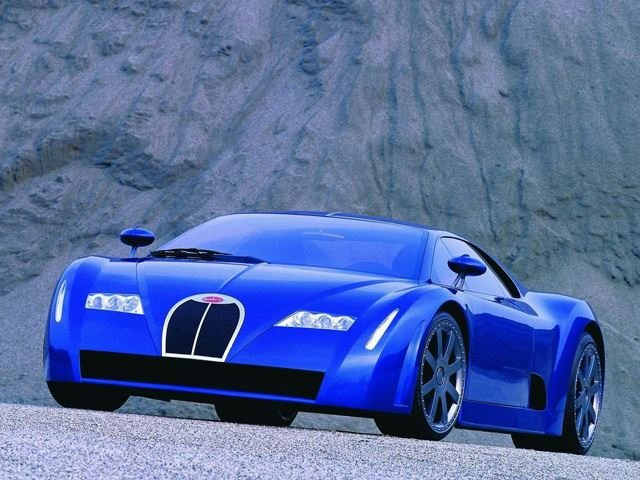 Bugatti Names its Veyron Successor: Chiron