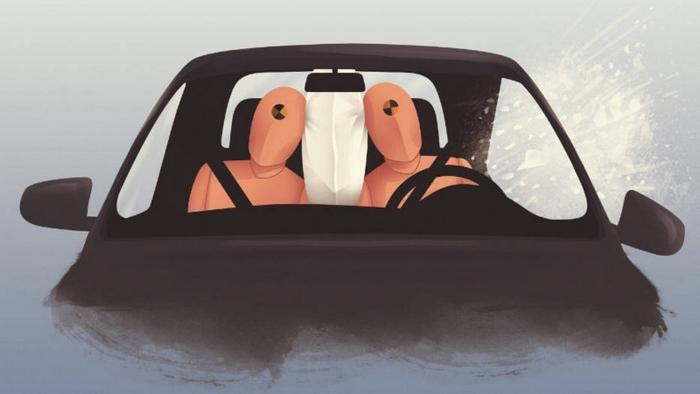 Center Airbags May Be Coming to a Car Near You