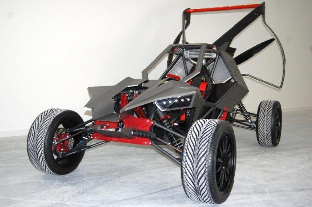 Skyrunner Enters the Burgeoning All-Terrain Flying Car Segment