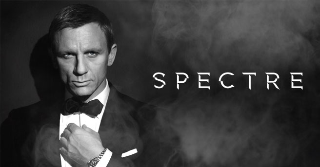 Latest Spectre Trailer Loaded with Cars, Action
