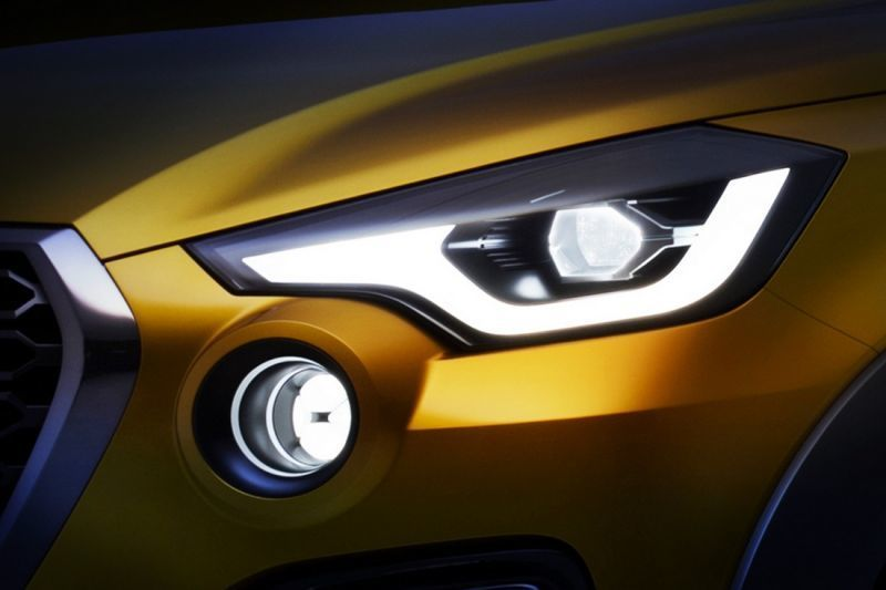 Datsun Teases a Concept Car that Debuts at Tokyo Motor Show