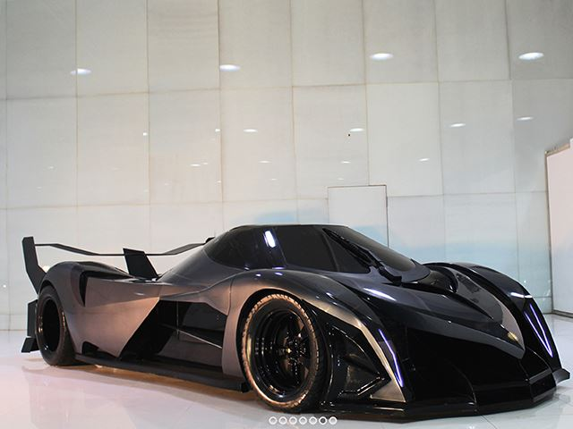 Holy Crap, the Devel Sixteen's Engine Is a Monster