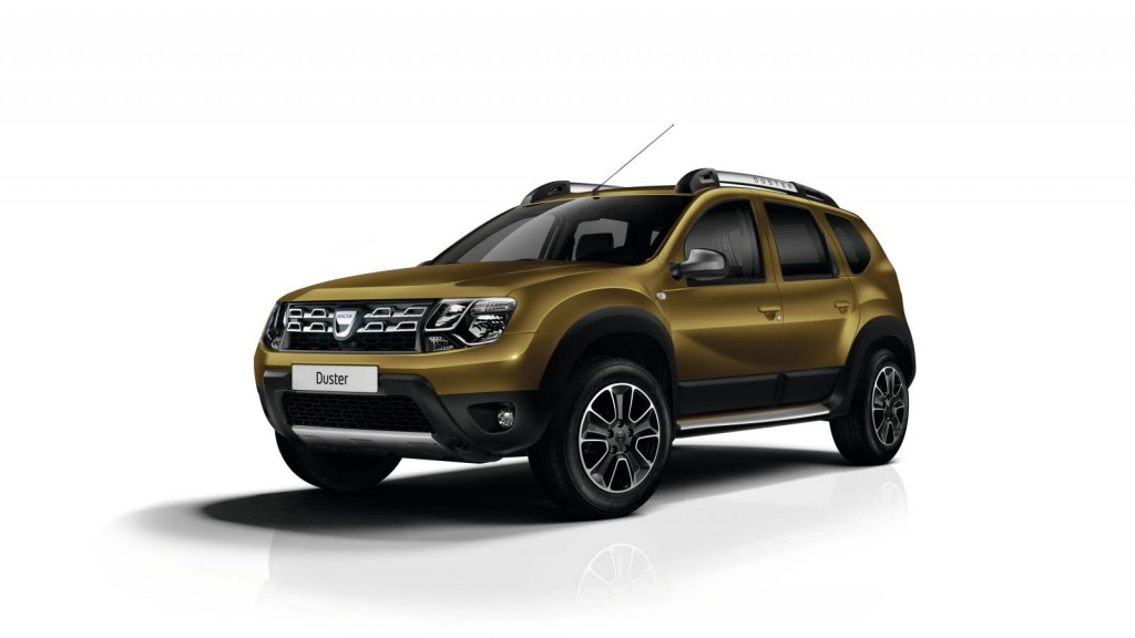 2016 Model Year Renault Duster Announced for Frankfurt Show