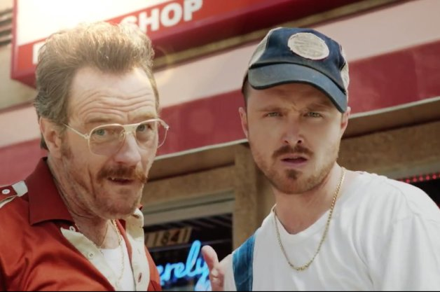 Watch Audi's Emmy Promo, Starring Bryan Cranston, Aaron Paul and Julia Louis-Dreyfus