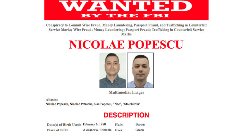 USA: Selling Fake Cars Online Lands Man on FBI's Most Wanted