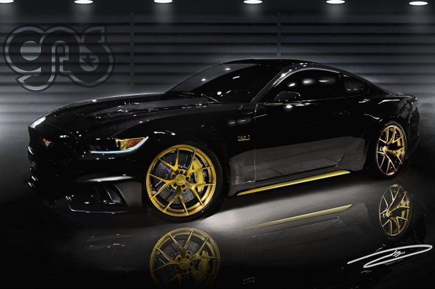 Ford Readying Dozen+ Mustang Models for SEMA