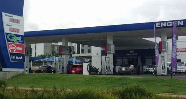 Burglary To The Service Station Bagatelle By Three Masked ...