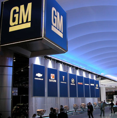 GM Plans New Car Family for Global Markets, $5B Investment