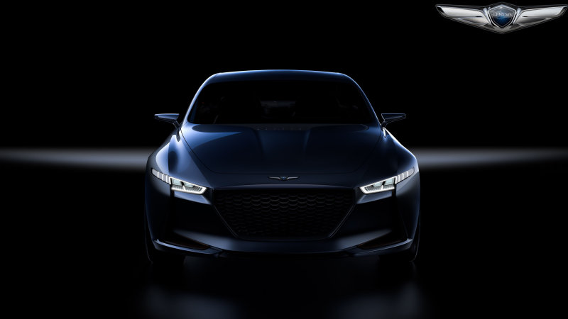 Genesis Brand Set To Get Two SUVs... And A Sports Car!
