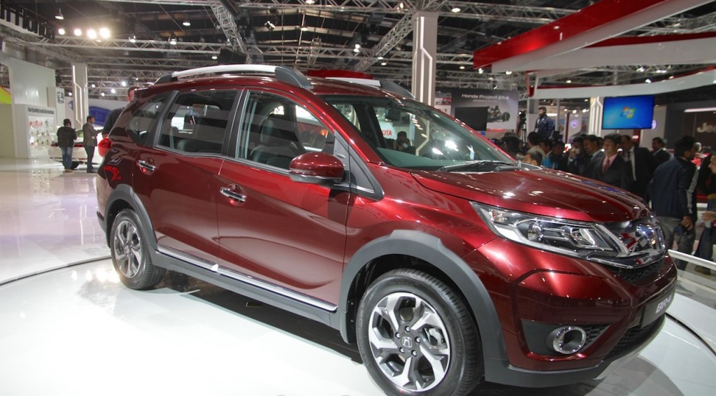 Honda BR-V Engine Lineup Revealed, Diesel Variant Has A Mileage Of 21.9 km/L