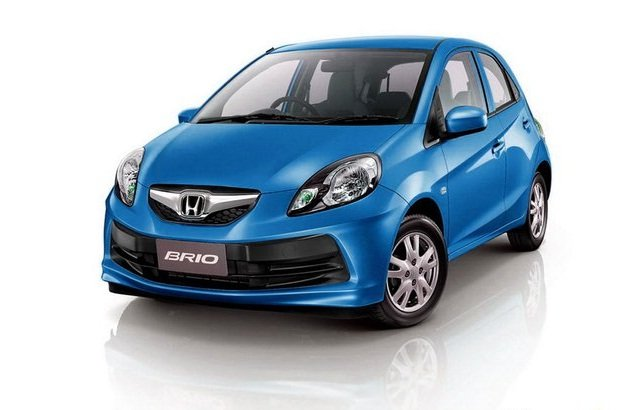 Honda Brio to be exported from India to neighboring countries