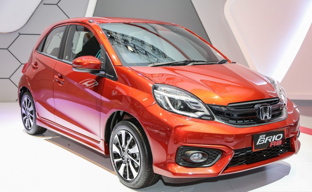 Honda Brio RS Launched