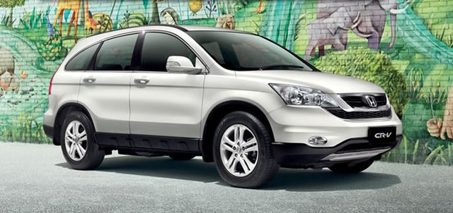 Honda Launches Limited Edition CR-V in Malaysia