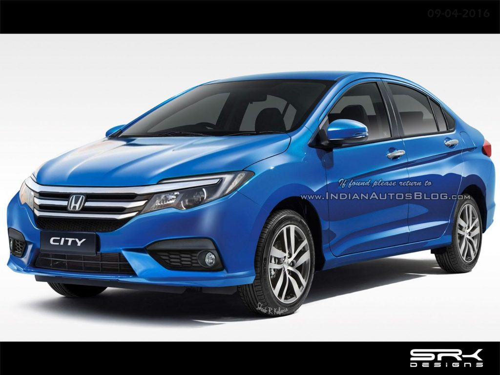 Honda city facelift codenamed 2gc launch in 2017