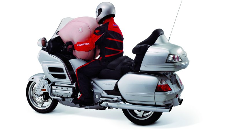 Honda Goldwing Airbag Recall Spreads Takata Mess To Motorcycles