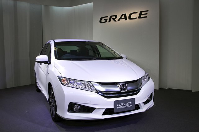Honda Grace Hybrid (Honda City) Launched – Japan