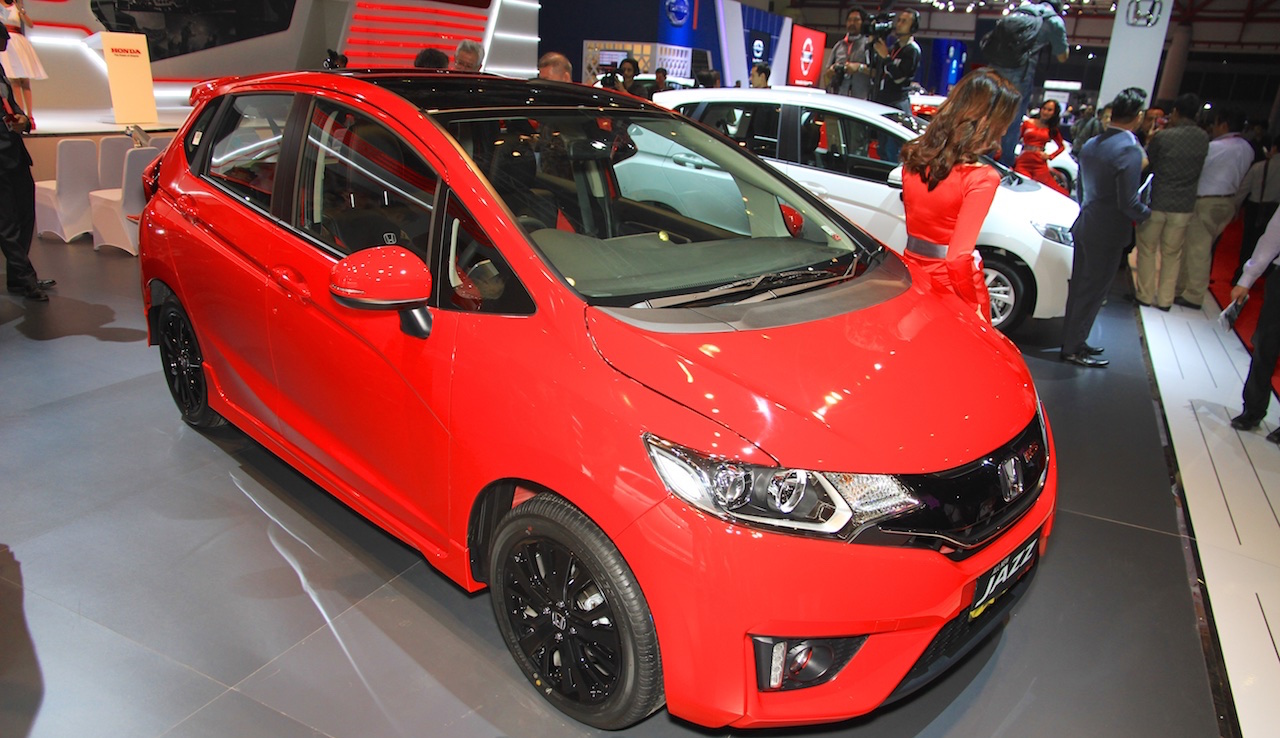 Honda Jazz RS CVT Limited Edition
