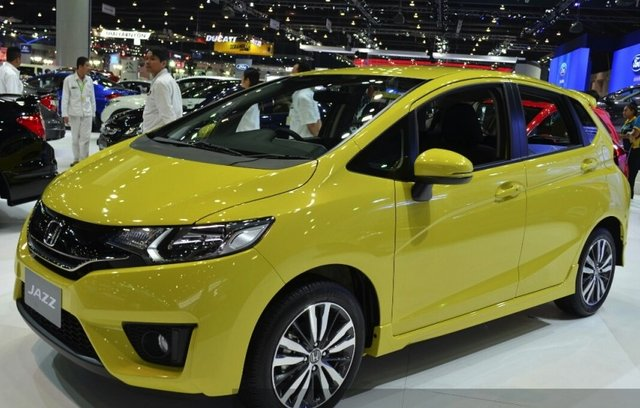 Thailand: New Honda Jazz