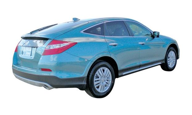 Honda Plans to Ax Crosstour, Focus on New HR-V Crossover