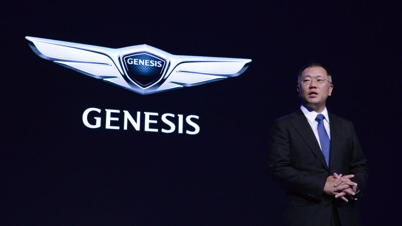 Hyundai Will Launch Genesis Brand in December
