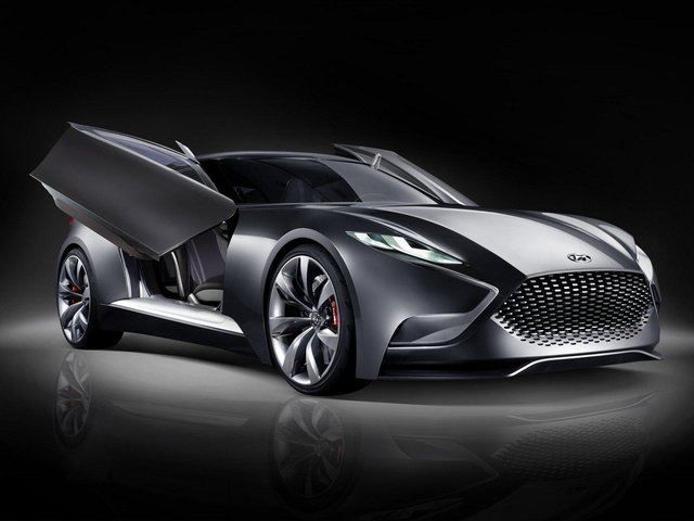 Hyundai HND-9 Concept Shows Up at the Seoul Motor Show