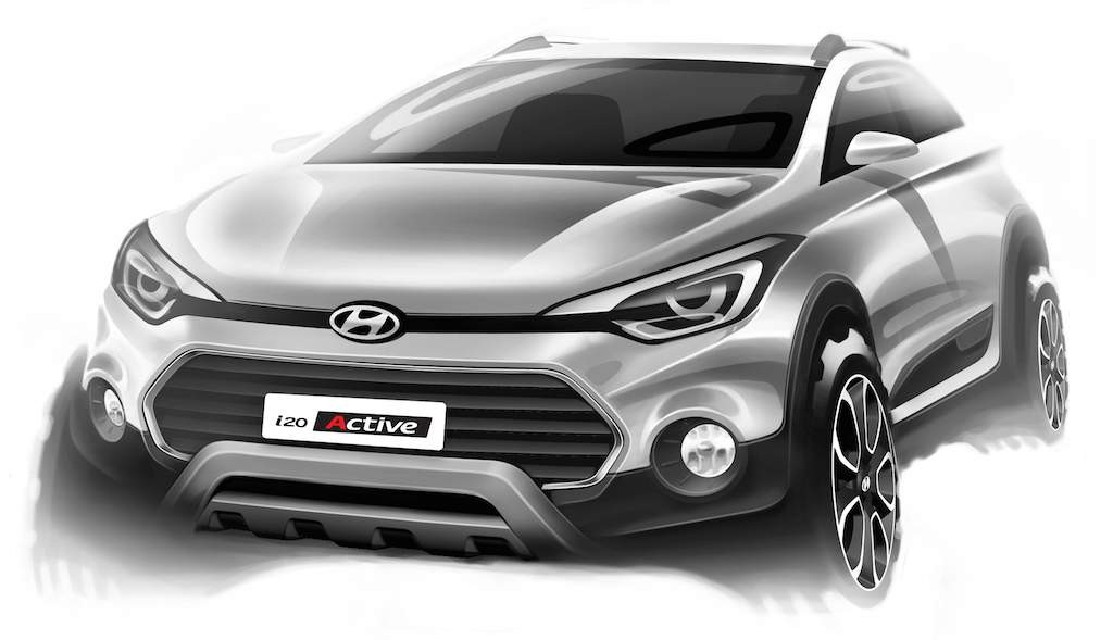 Hyundai i20 Active with Reconfigured Suspension to Launch on March 18