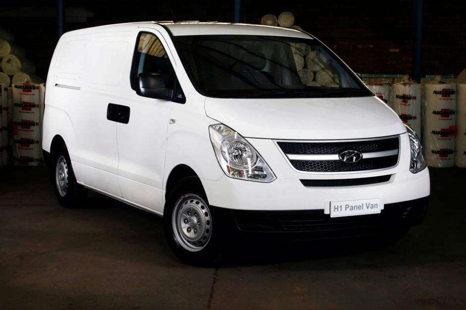 hyundai h1 panel van place la version diesel. Black Bedroom Furniture Sets. Home Design Ideas