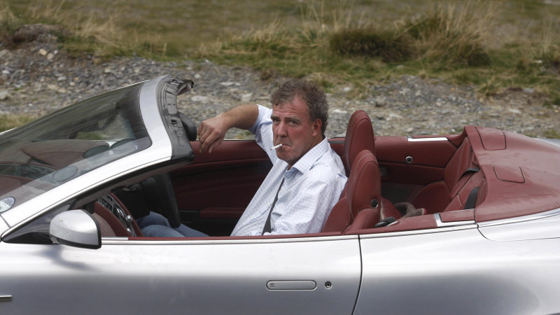 Jeremy Clarkson Betrays Save The Manual Movement