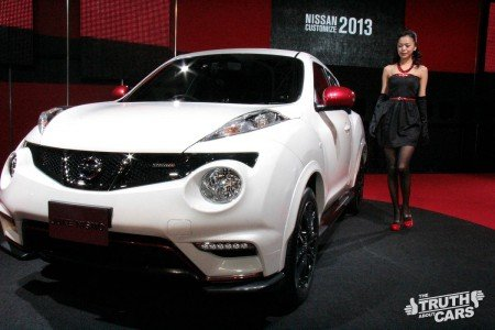 Tokyo Auto Salon: Can You Take A Strong Juke? Yes, You Can