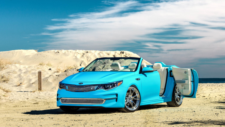 Kia's Regionally Inspired Concepts Converge on Las Vegas