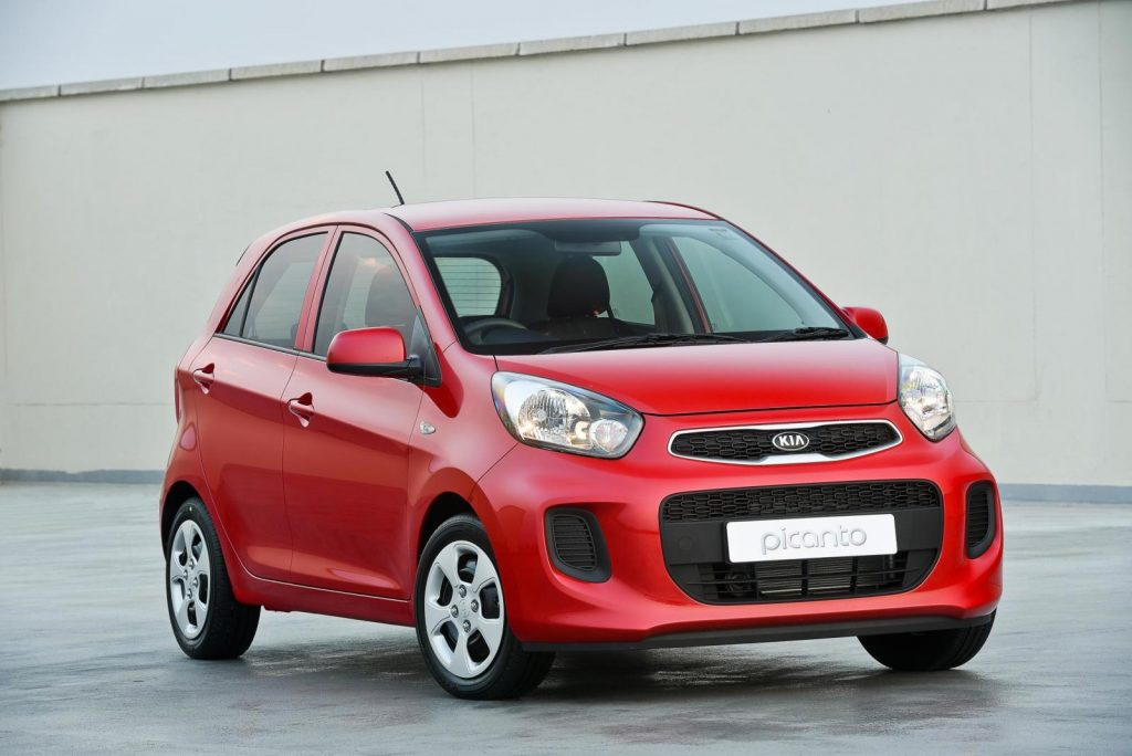 Kia Picanto 1.2 LS Launched In South Africa