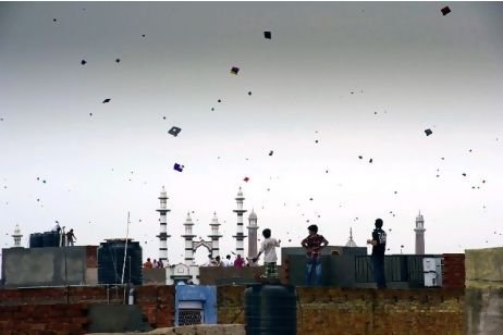 Indian City Bans Kite Flying Because of Multiple Motorist Fatalities