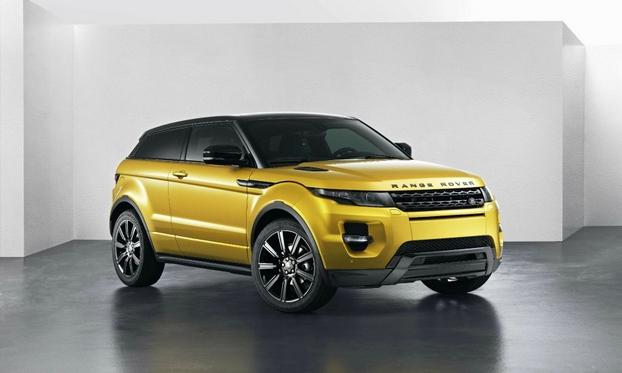 Jaguar Land Rover Starts China Recall of Evoque After TV Report on Quality Issues