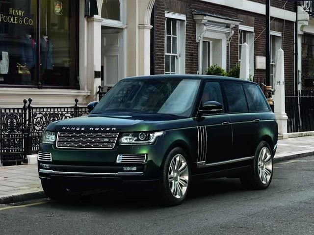 Land Rover SVO Teams Up With Holland and Holland