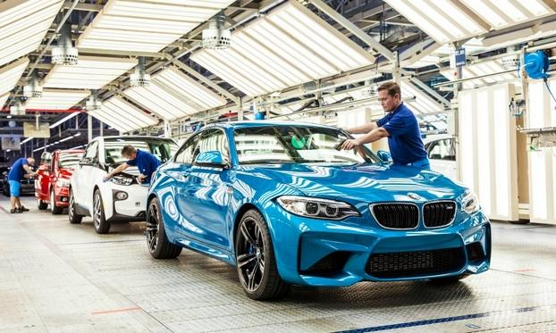 BMW Reorganizes FWD And RWD Production