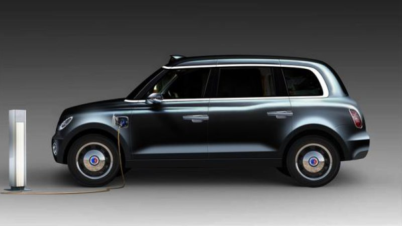 London Black Cabs Getting PHEV Version from Geely