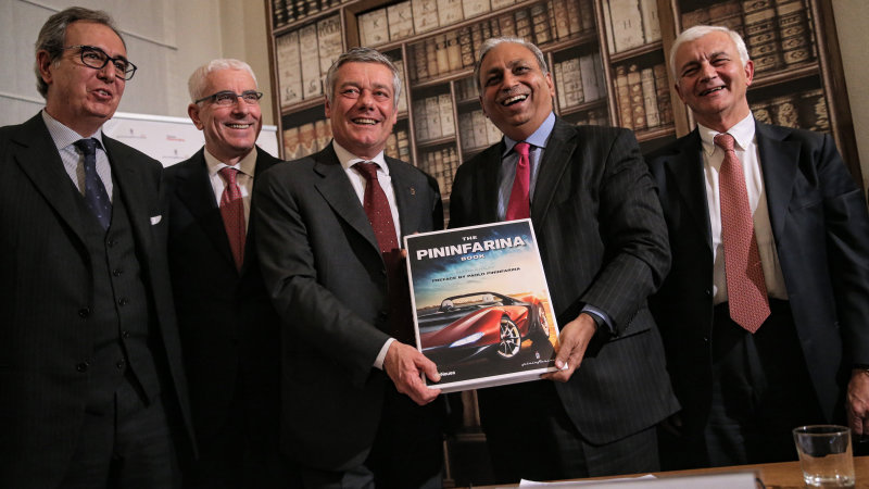 Mahindra Buys Pininfarina for $28 Million