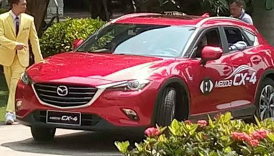 5 Things We Know About The Mazda CX-4
