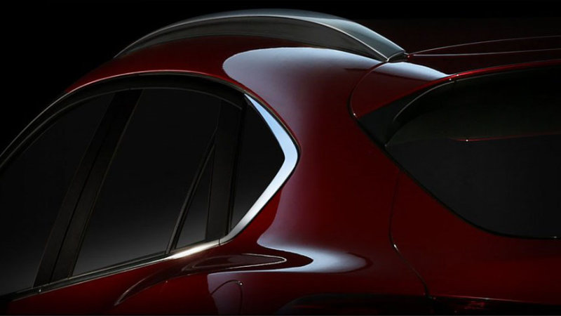 Mazda Teases CX-4 For The Beijing Motor Show
