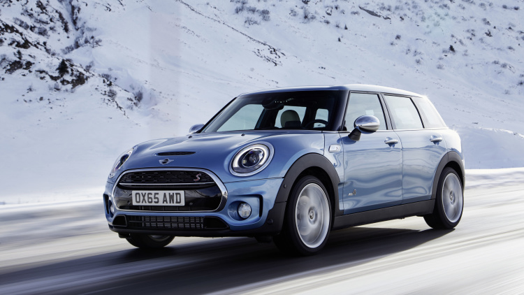 Mini Clubman Finally Released With All4 All-Wheel Drive