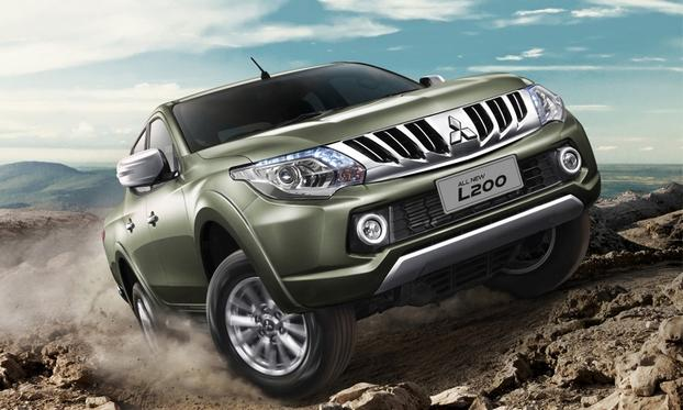 Mitsubishi started manufacturing its re-designed L200 at its plant in Thailand last year.